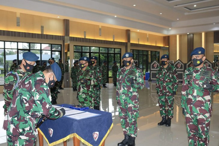 Kolonel Pnb Hendri Ahmad Badawi jabat Danlanud SIM