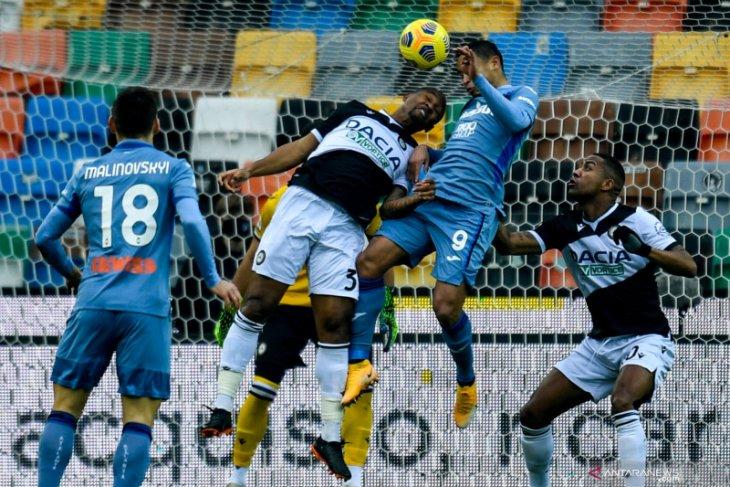 Liga Italia: Tahan Atalanta 1-1, Udinese hentikan rentetan kekalahan