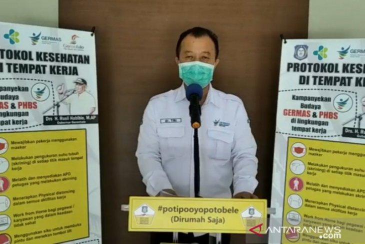 Satgas: dua wilayah di Gorontalo masih zona merah