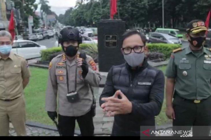 Pemkot-Polresta Bogor sepakat berlakukan aturan buka tutup di Jalan Sudirman