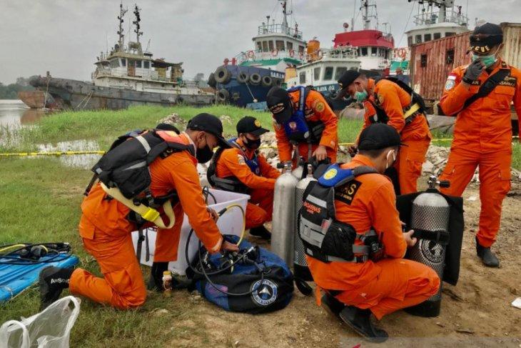 Basarnas Jambi kerahkan penyelam cari Satpam yang tenggelam di Sungai Batanghari