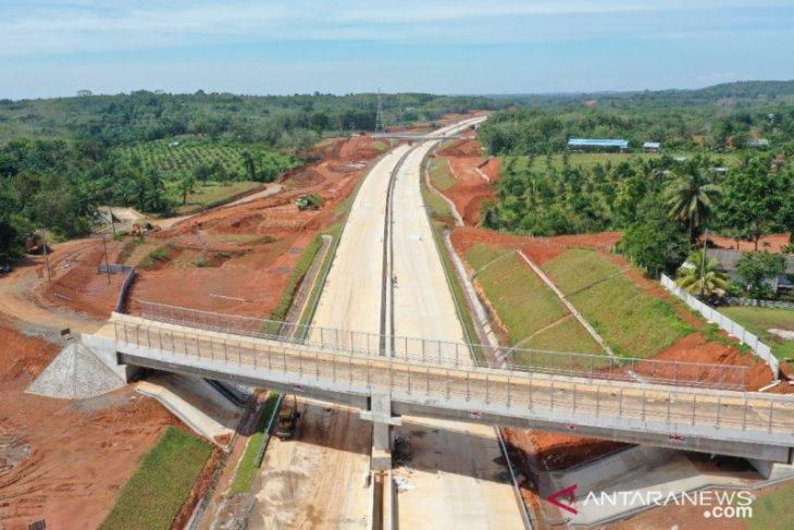 Pembebasan lahan tol Bengkulu-Sumsel tahap II dimulai