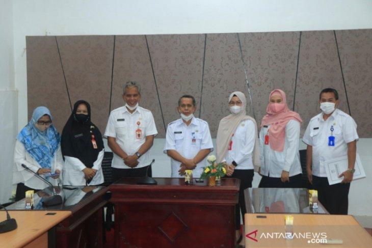 Pemkab Banjar berterima kasih bantuan Pemkot Banjarbaru