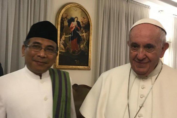 Katib Aam PB NU dijadwalkan tampil narasumber di Konferensi Internasional Vatikan
