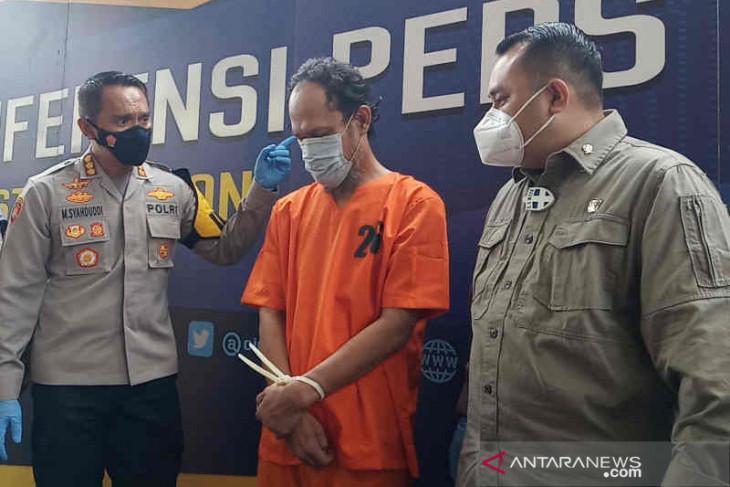 Seorang pria cabuli 13 anak diringkus, polisi terapkan pasal hukuman kebiri