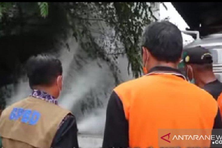 Pemkot Banjarmasin kerahkan pompa air turunkan banjir