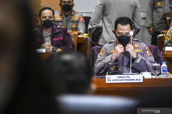 Wakil Ketua MPR minta calon Kapolri Komjen Listyo rangkul pesantren
