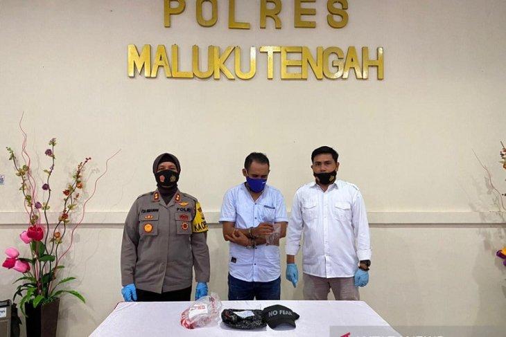 Polres Malteng amankan satu penjemput narkotika