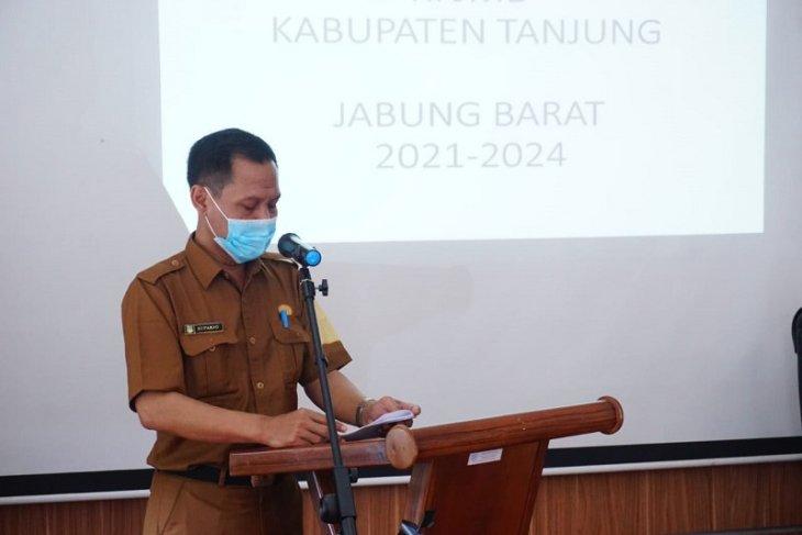 Kadis LH Tanjabbar sebut KLHS instrumen pencegah kerusakan lingkungan