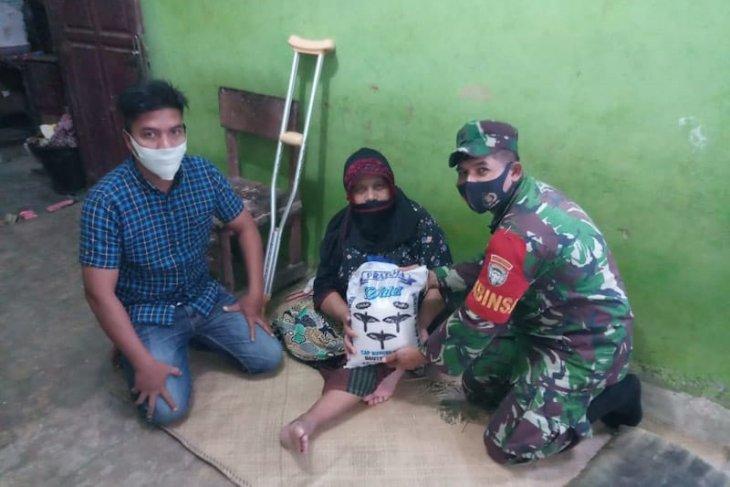 Pangdam IM bantu untuk korban konflik Aceh
