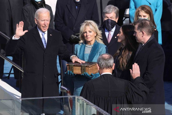 Indonesia ucapkan selamat ke Presiden AS Joe Biden