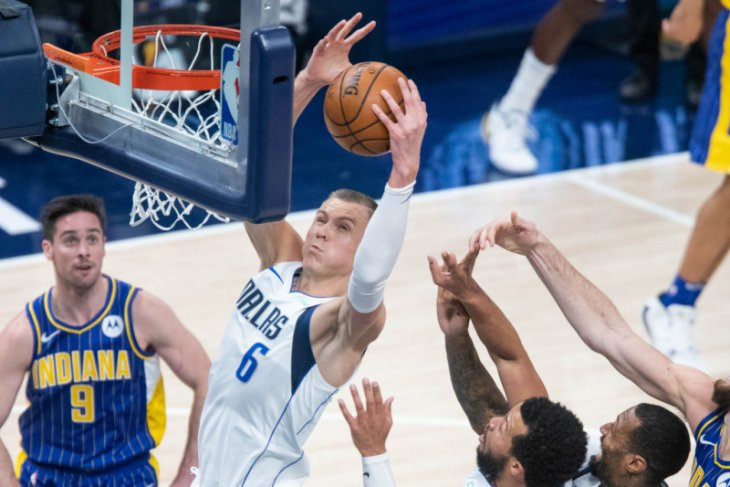Dallas Mavericks mengalahkan Indiana Pacers 124-112