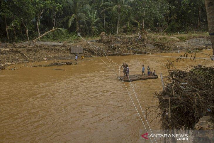 Fasilitas Umum Terdampak banjir