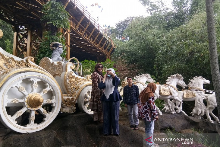 Saat pandemi menghempas obyek wisata Jawa Barat