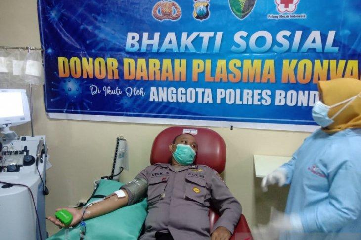 Permintaan tinggi, persediaan plasma konvalesen di Jember habis terpakai