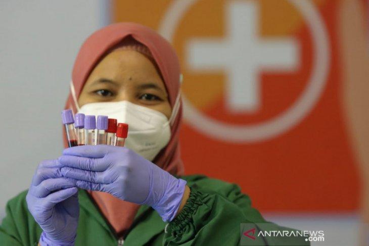 Ratusan penyintas COVID-19 daftar donor konvalesen di Tanjung Perak