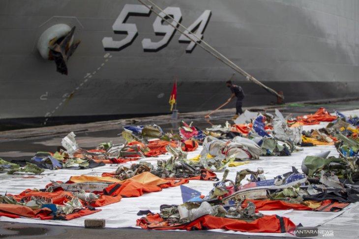 Airnav ungkap empat menit jelang SJ 182 hilang dari pantauan