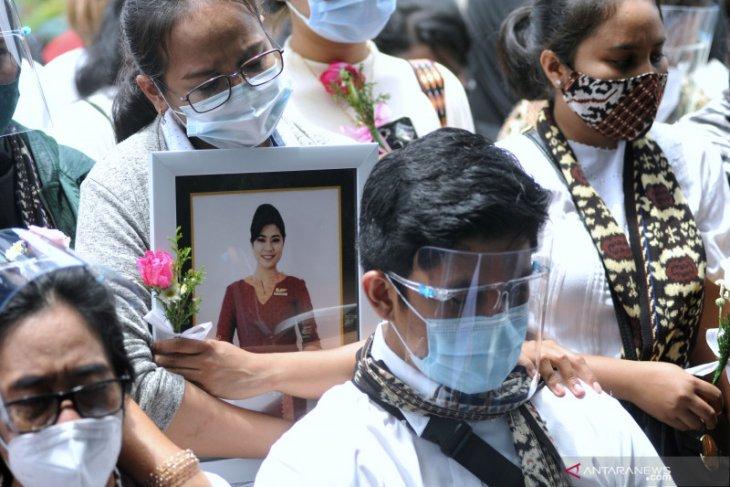 Dirut Sriwijaya berterima kasih atas upaya pencarian korban SJ 182