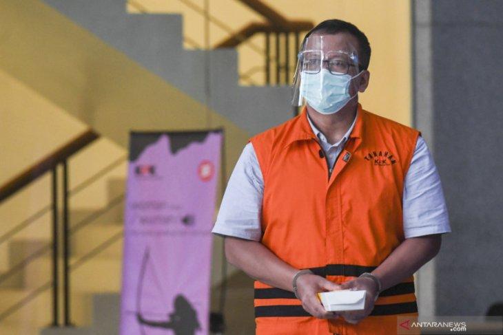 KPK konfirmasi Edhy  Prabowo  soal pengelolaan uang dari eksportir benih lobster