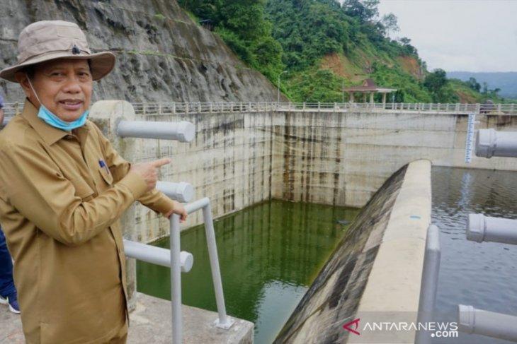 Bendungan Tapin berhasil cegah banjir