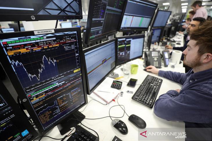 Saham Inggris ditutup negatif, indeks FTSE 100  tergelincir 0,65 persen