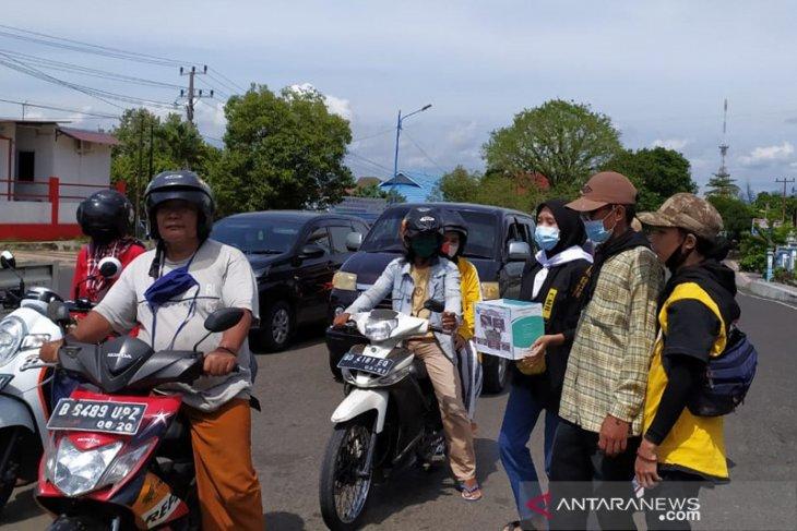 Pecinta Alam Bengkulu galang dana korban banjir Kalimantan Selatan