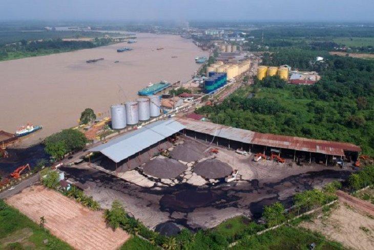 Pengembangan kawasan industri terintegritas pelabuhan di Jambi