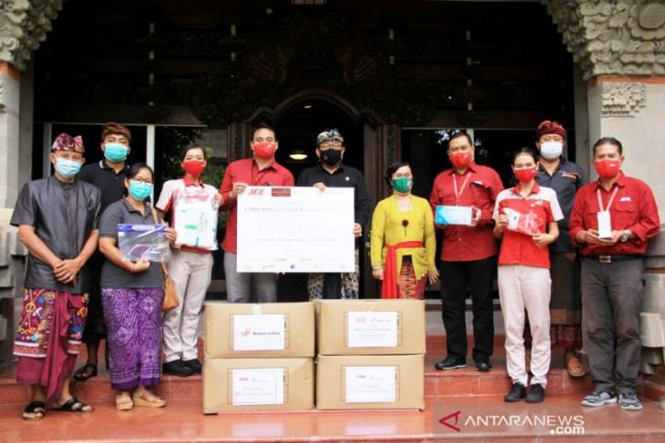 Wagub Bali terima bantuan CSR penanganan COVID-19 dari Ace Hardware Indonesia