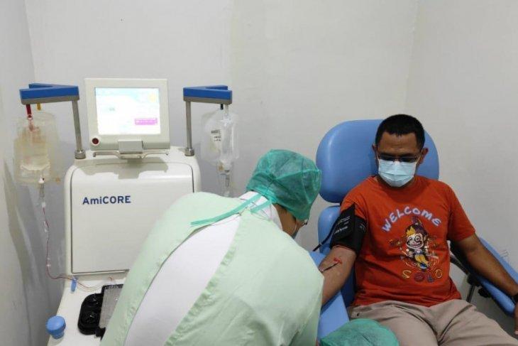 PMI Kota Kediri terima tiga donor plasma konvalesen