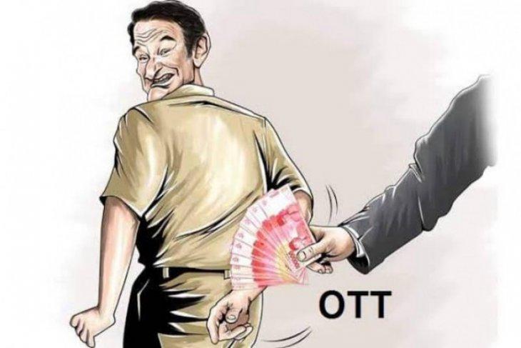 Kepala Dinas Sosial Serdang Bedagai terjaring OTT