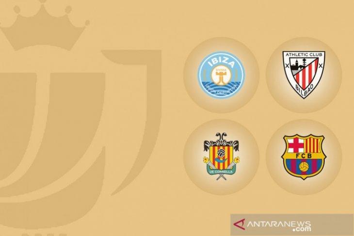 Barcelona dan Bilbao ke 16 besar Copa del Rey