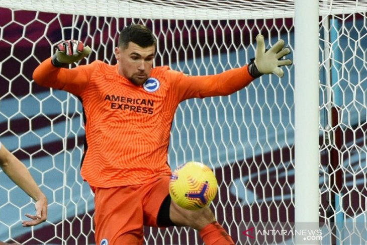 Arsenal pinjam kiper Brighton Mathew Ryan