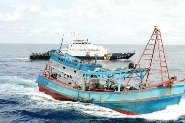 Menteri Kelautan ajak pemangku kepentingan bersatu lawan pencurian ikan