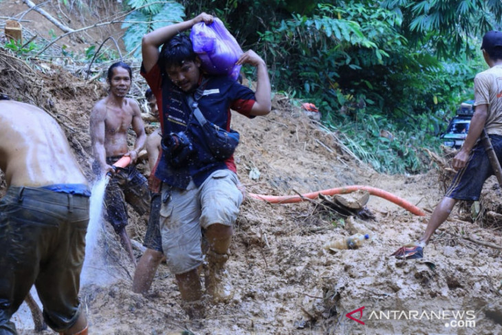 Bareskrim Polri probes major flooding in S Kalimantan