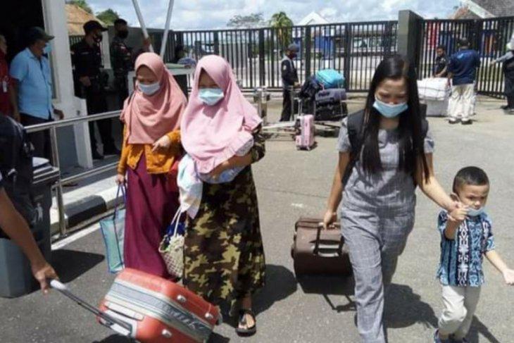 KJRI Kuching bantu pemulangan korban KDRT melalui PLBN Entikong Sanggau