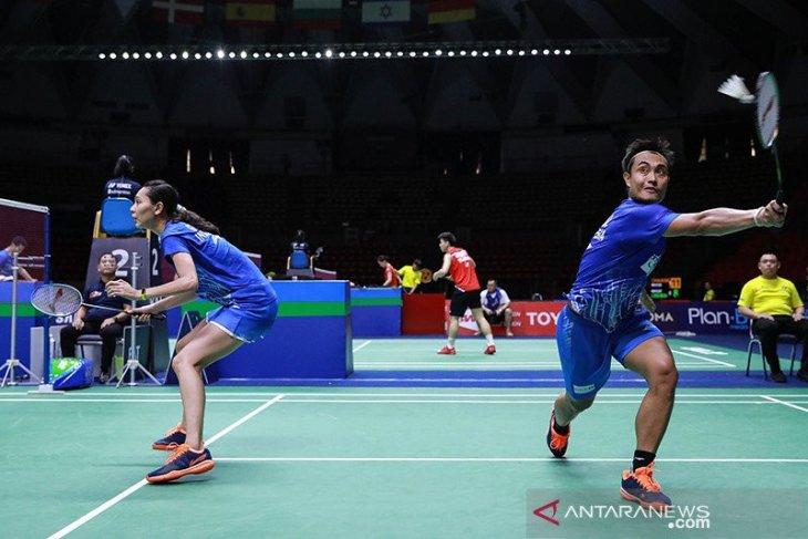 Pebulutangkis putri Indonesia batal ke All England
