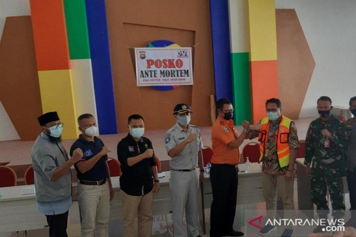 Posko Crisis Center Sriwijaya Air SJ 182 di Bandara Supadio ditutup