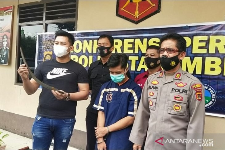 Tujuh bulan buron, anggota geng motor diringkus saat pulang kampung