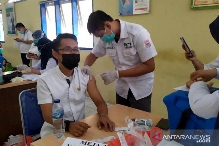 259 orang di Bone Bolango telah disuntik vaksin COVID-19