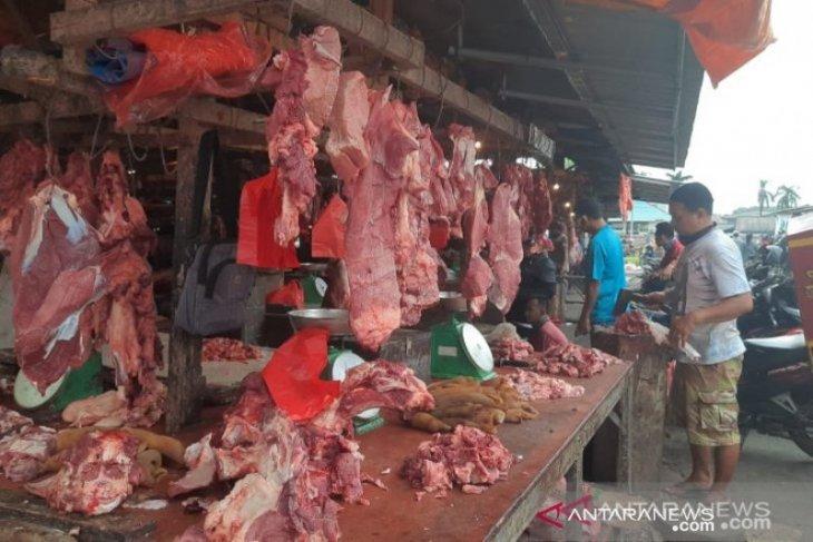 Stabilisasi harga, RNI mempersiapkan stok daging ke pasar tradisional