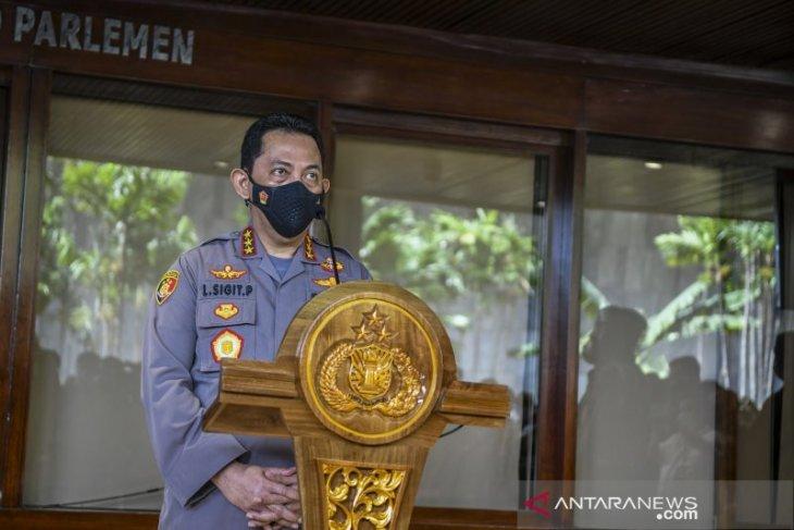 Sebanyak 1.062 polsek di Indonesia tidak lagi melakukan penyidikan