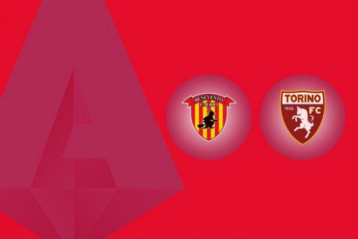 Liga Italia: Torino terhindar dari kekalahan lawan Benevento berkat dwigol Zaza