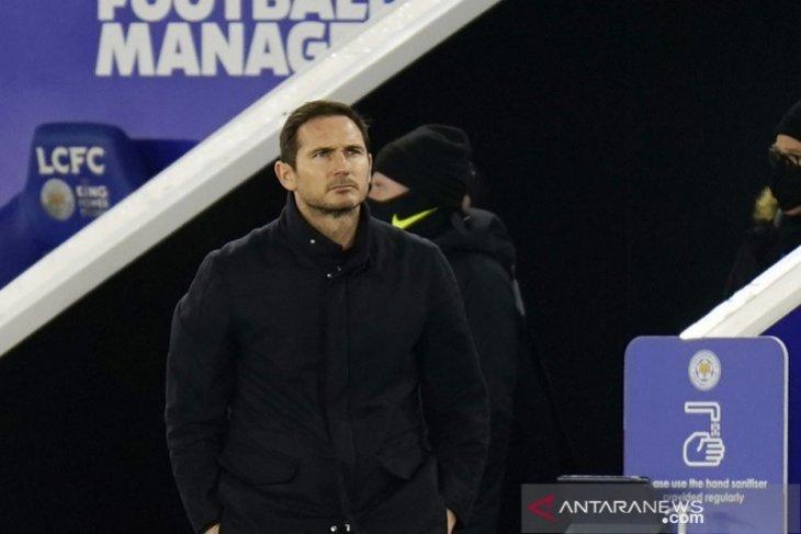 Lampard pilih tutup mata terkait spekulasi calon penggantinya di Chelsea