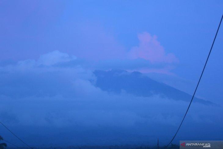 Status Gunung Raung Naik Waspada