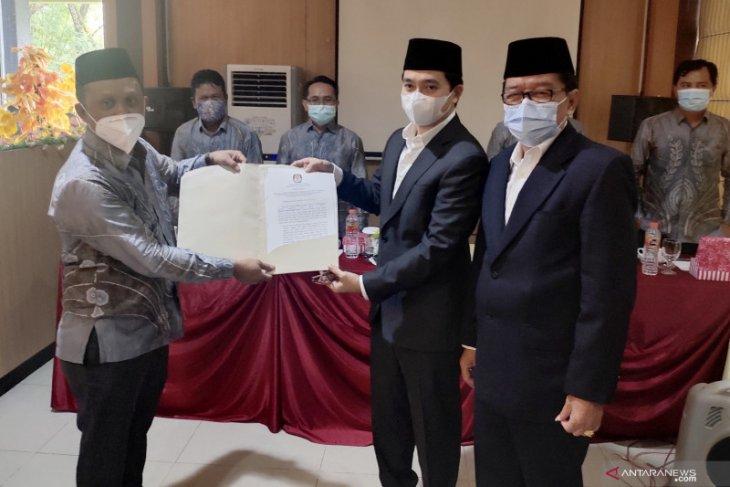 KPU resmi tetapkan pasangan AMAN sebagai Bupati-Wabup HST, pelantikan diperkirakan Februari
