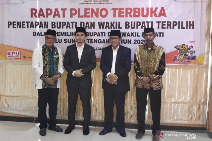 Video-Pernyataan Aulia Oktafiandi usai ditetapkan sebagai Bupati HST terpilih