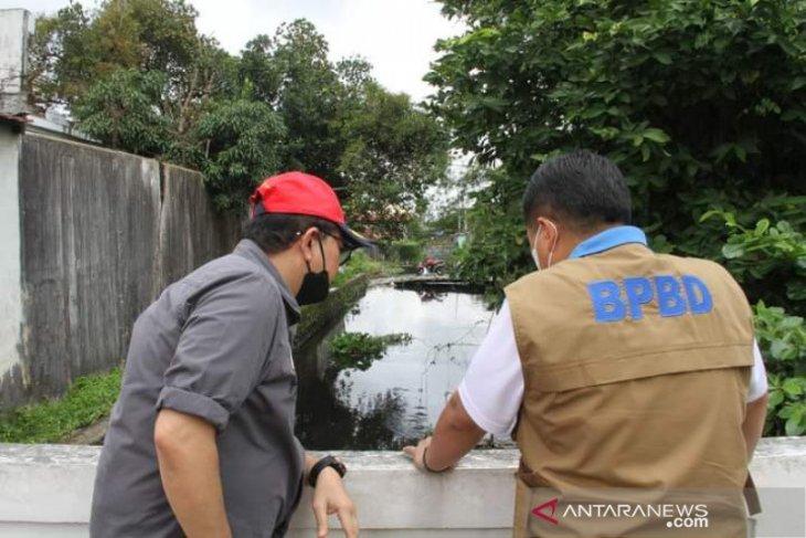 Pompa-pompa besar diturunkan dihari ke-10 banjir Banjarmasin