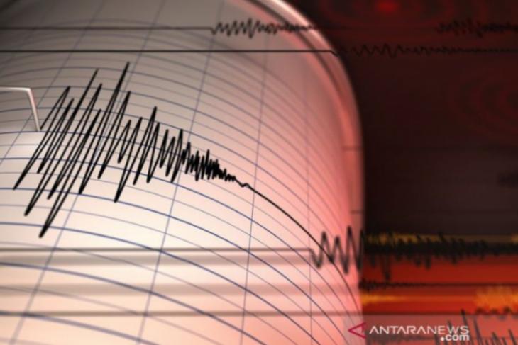 Gempa bumi 6,2 magnitudo guncang Vanuatu