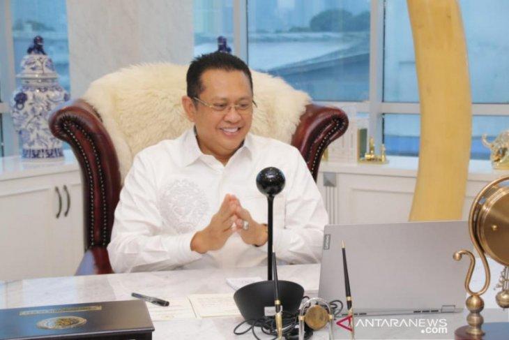MPR apresiasi langkah Presiden Jokowi cabut Lampiran III Perpres 10/2021