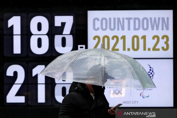 Panitia Tokyo 2020 sampaikan nasib Olimpiade kini ada di tangan AS